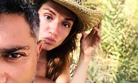 Η Βάσω Λασκαράκη τρολάρει τον σύζυγό της με ένα απίστευτο βίντεο
