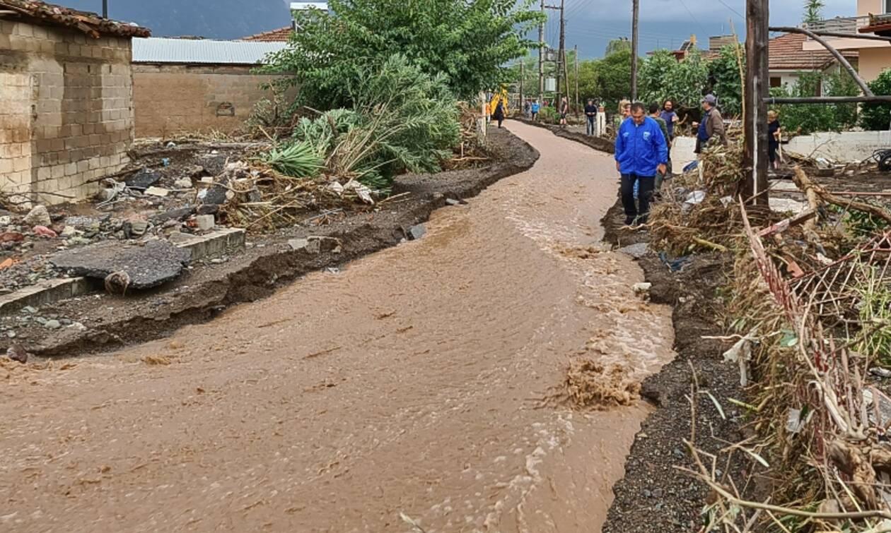 Κυκλώνας «Ιανός»: Φονικό το πέρασμα της κακοκαιρίας από τη Θεσσαλία - Δύο νεκροί και δύο αγνοούμενοι