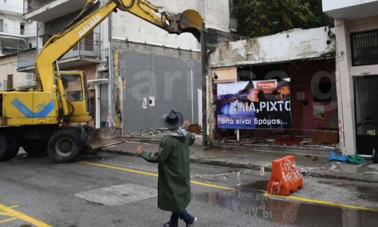 Λάρισα: Γκρέμισαν οίκο ανοχής με την φράση «Ηλια ριχ'το»!