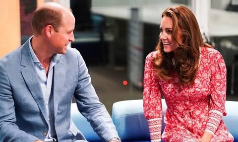 Μπορείς να φανταστείς τι έκανε για πρώτη φορά η Kate και ο William;