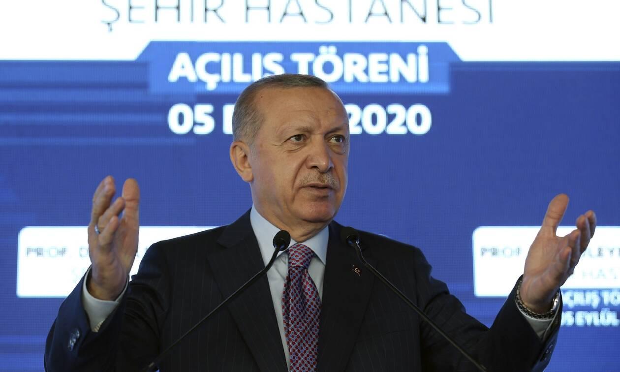 Ερντογάν: Την Τουρκία θα την κάνουμε παγκόσμια δύναμη - Θέλουν να εμποδίσουν την αιώνια αφύπνισή μας