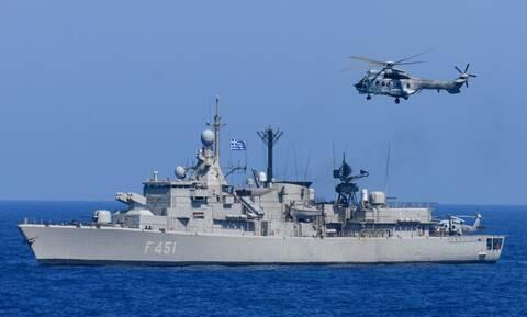 FAZ: Γερμανικά πολεμικά σκάφη σε Ελλάδα και Τουρκία - Πού υπερέχουν οι Έλληνες