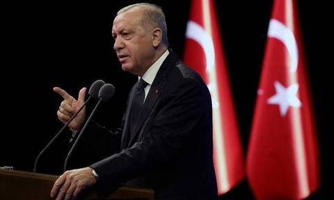 Ερντογάν: Θα υπερασπιστούμε μέχρι τέλους κάθε σταγόνα νερού