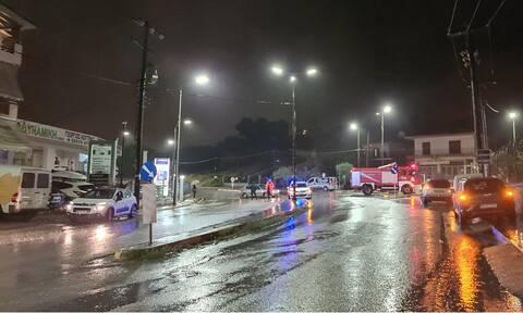 Κακοκαιρία Ιανός: Σε 896 απεγκλωβισμούς – διασώσεις προχώρησε η Πυροσβεστική