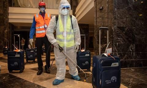 Κορονοϊός: 809 νέα κρούσματα σε 24 ώρες στα Ηνωμένα Αραβικά Εμιράτα