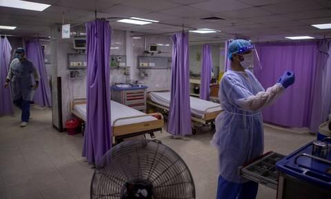 Κορονοϊός - Παλαιστίνη: 5 νέοι θάνατοι και 726 επιπλέον κρούσματα σε ένα 24ωρο