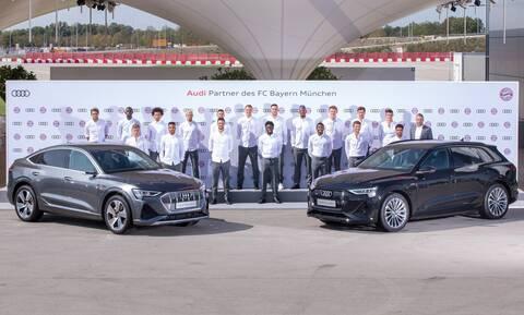 H ομάδα της Bayern θα κινείται πλέον ηλεκτρικά