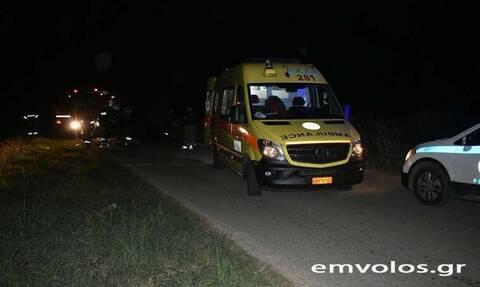 Τραγωδία στην Ημαθία: Νεκρός σε τροχαίο 32χρονος