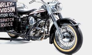 Η μοτοσικλέτα αυτή σε γυρνάει έναν αιώνα πίσω!