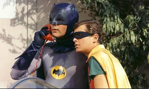 Μπάτμαν: Όταν ο διάσημος ήρωας ήταν... κωμωδία