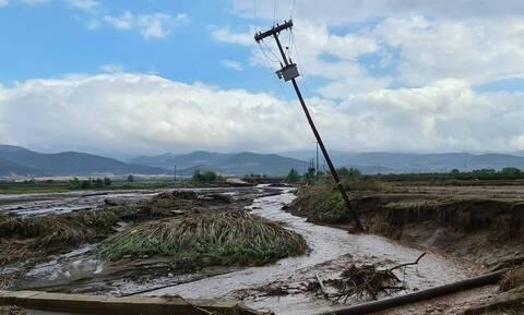 Κακοκαιρία Ιανός: Όλα τα μέτρα στήριξης των πληγέντων