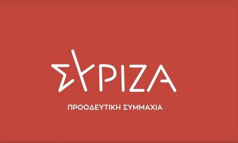 Επίσκεψη κλιμακίου του ΣΥΡΙΖΑ στα σημεία του Αλμυρού που έχουν πληγεί από τον Ιανό