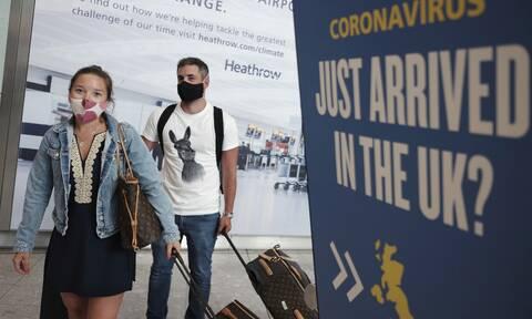 Κορονοϊός - Βρετανία: 3.899 νέα κρούσματα το τελευταίο 24ωρο