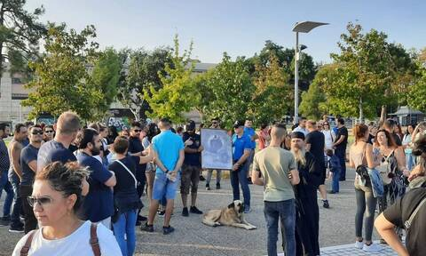 Θεσσαλονίκη - Κορονοϊός: Nέα συγκέντρωση των αρνητών μάσκας (pics - vid)