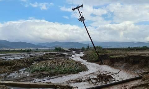 Κακοκαιρία «Ιανός»: Πού υπάρχουν προβλήματα ηλεκτροδότησης - Η ανακοίνωση της ΔΕΔΔΗΕ