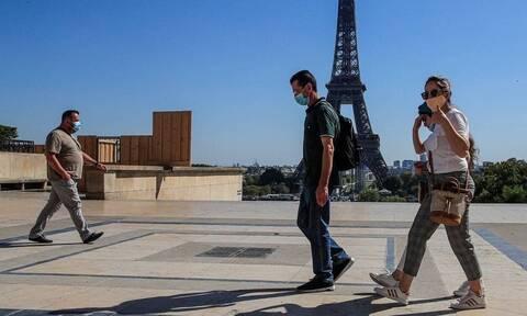 Γαλλία - Κορονοϊός: 10.569 νέα κρούσματα κατά το τελευταίο 24ωρο