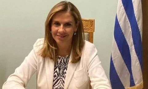 Στην Καρδίτσα μεταβαίνει την Δευτέρα η Υφυπουργός Υγείας Ζωή Ράπτη