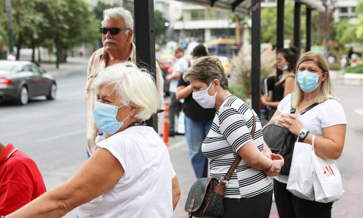 Κορονοϊός: Σε ποιες περιοχές της Αττικής «αλωνίζει» ο ιός - «Μάσκα παντού στην Αθήνα»