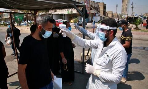 Κορονοϊός στο Ιράκ: Απαγόρευση εισόδου στους ξένους - Πάνω από 319.000 τα κρούσματα