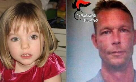 Μικρή Μαντλίν: Ραγδαίες εξελίξεις στην υπόθεση