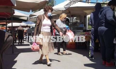 Λαϊκές αγορές: Oι νέοι κανόνες που ισχύουν από σήμερα (21/09) στην Αττική
