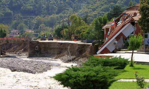 Καρδίτσα: Μετρά τις πληγές της η πόλη - Τι δήλωσε ο δήμαρχος Μουζακίου και Παλαμά