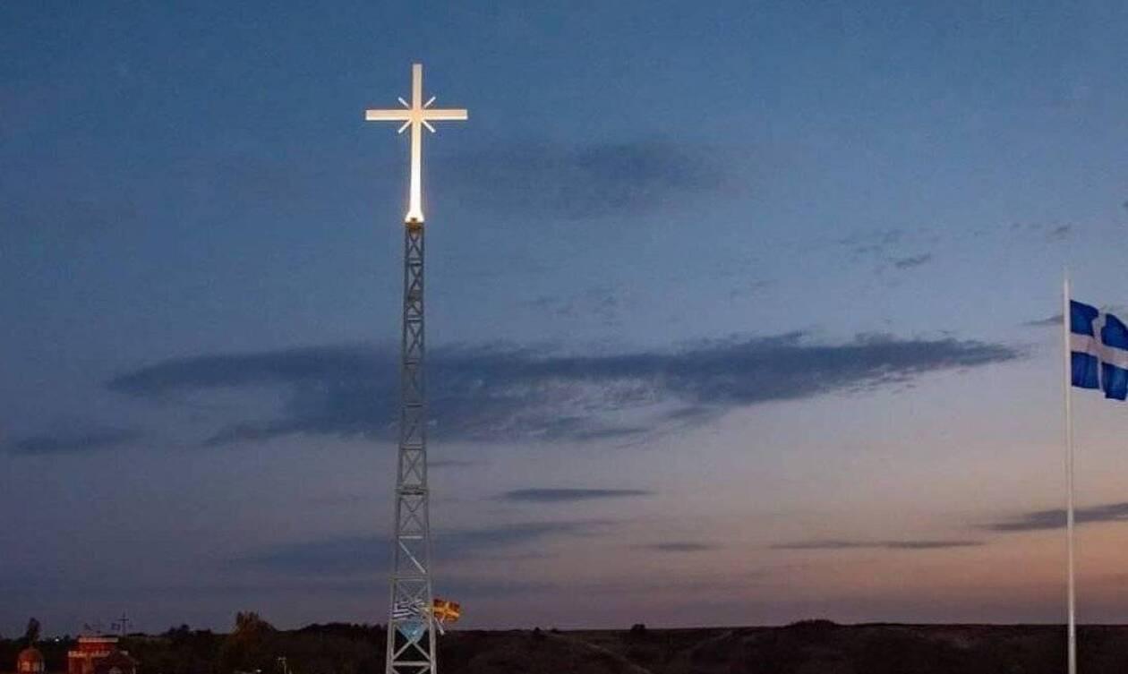 Έξαλλος ο Ερντογάν με το Σταυρό στη Νέα Βύσσα Έβρου: Έθεσε το ζήτημα στη Μέρκελ