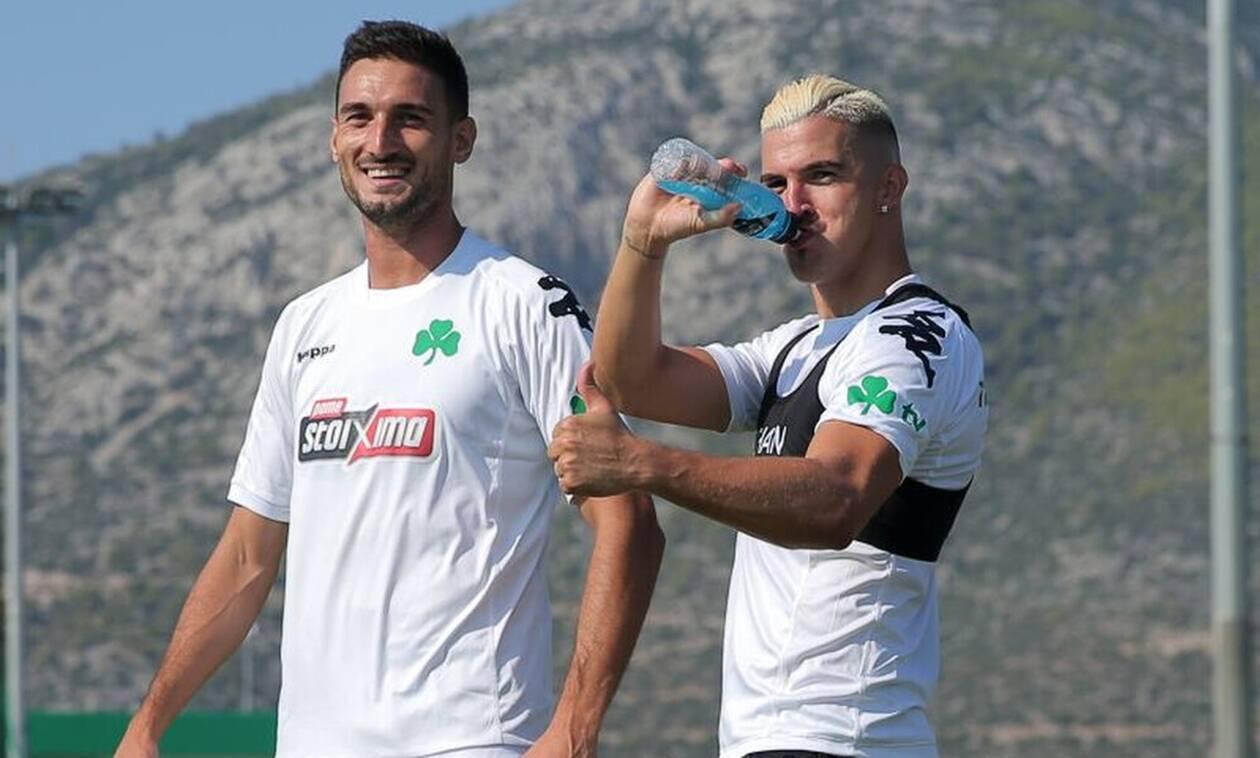 Μακέντα: «Σεβόμαστε τον προπονητή, να παίζω μαζί με Καρλίτος»