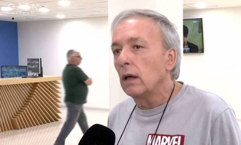 Ξέσπασε ο Ανδρέας Μικρούτσικος: «Έχασα την ψυχραιμία μου» (Video)