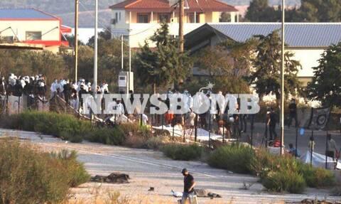 Κορονοϊός - Μυτιλήνη: Σε 7.000 rapid test στο Καρά Τεπέ βρέθηκαν 243 κρούσματα από τον ΕΟΔΥ