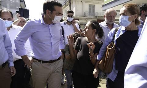Τσίπρας: Ασπιρίνες οι ανακοινώσεις της κυβέρνησης για να αντιμετωπίσουν μια ολική καταστροφή