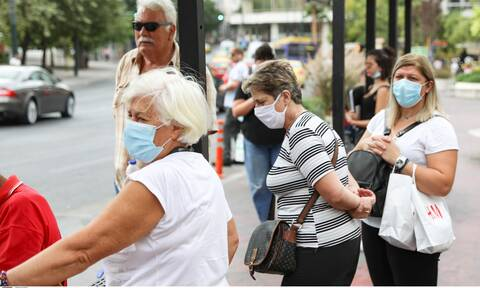 Κορονοϊός: «Σαρώνει» η πανδημία στο κέντρο της Αθήνας - Αυτές είναι οι «κόκκινες» περιοχές