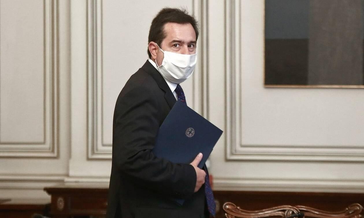 Μηταράκης: Η Ελλάδα φυλάει τα σύνορα της με σεβασμό στη Συνθήκη της Γενεύης