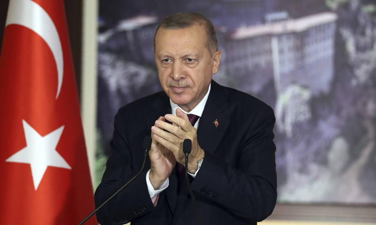 Ερντογάν: Όσοι προσπαθούν να αγνοήσουν στην Τουρκία πλησιάζουν στο τραπέζι των διαπραγματεύσεων