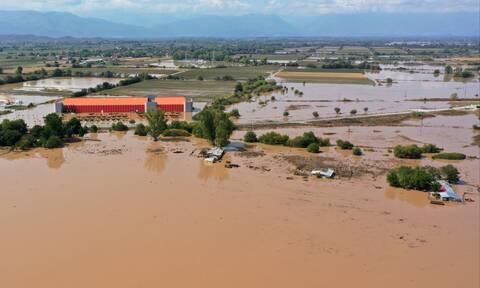 Τα 8 μεγαλύτερα ύψη βροχής του Ιανού - Ψυχρότερο το Ιόνιο μετά το πέρασμά του