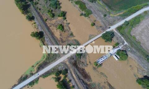 Η απόλυτη καταστροφή στον θεσσαλικό κάμπο: Ο Ιανός «βύθισε» πάνω από 210.000 στρέμματα
