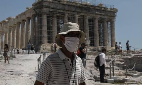 ΥΠΠΟΑ: Κρούσμα κορονοϊού σε εργαζόμενο της υπηρεσίας συντήρησης μνημείων στην Ακρόπολη