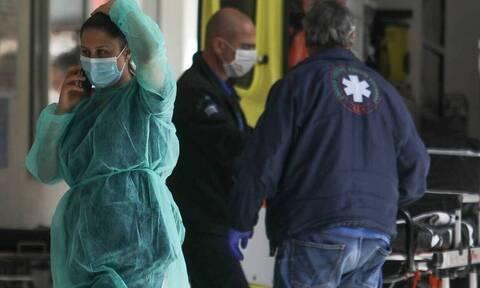 Κορονοϊός: Τρεις νεκροί μέσα σε λίγες ώρες - Κατέληξε 59χρονος στη Λάρισα