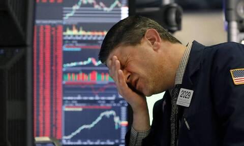 Ο φόβος για νέα lockdown έφερε πτώση στη Wall Street - Κατρακύλα για το πετρέλαιο