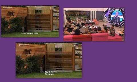 Big Brother: Το περιστατικό πριν το Live που δεν έδειξαν ποτέ οι κάμερες