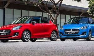 Suzuki: Το νέο Swift Hybrid ξεκινά από 13.550 ως δικίνητο και από 16.000 ως τετρακίνητο