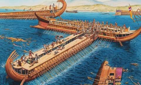 Η μάχη της Σαλαμίνας - Έτσι κέρδισαν οι Έλληνες τους Πέρσες