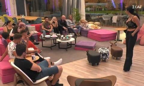 Big Brother: Χαμός στο σπίτι – «Σκάσε! Κάποιος δεν έχει α@@@α» (video)