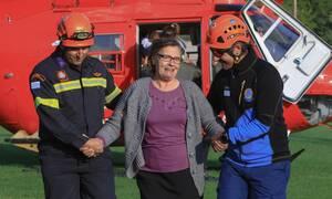 Καρδίτσα: Συγκλονίζουν οι εικόνες και οι μαρτυρίες από τη δραματική επιχείρηση διάσωσης