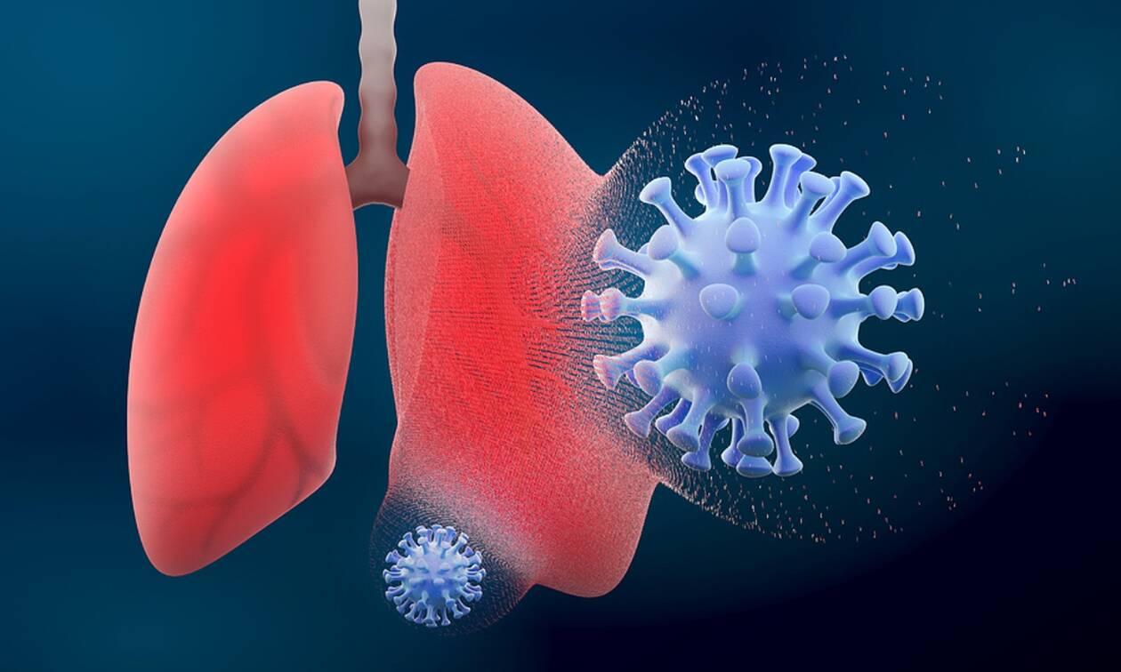 Κορονοϊός: Πόσο κινδυνεύουν οι νέοι από πνευμονία - Ποια είναι τα κοινά συμπτώματα