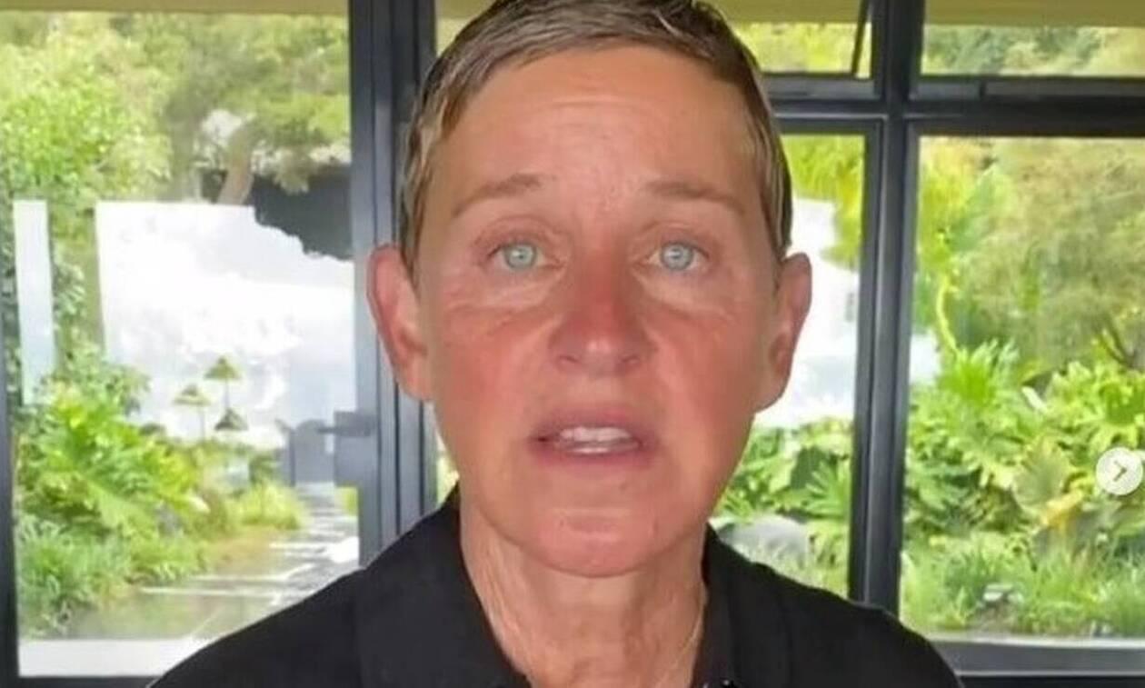 Ellen DeGeneres: Απαντά για όλα όσα την κατηγορούν τόσους μήνες
