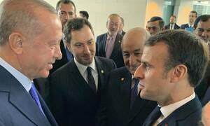 Ελληνοτουρκικά: Τηλεφωνική επικοινωνία Μακρόν - Ερντογάν