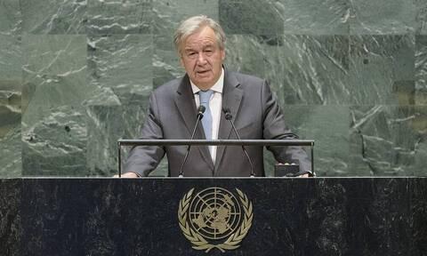 """Генсек ООН назвал пандемию коронавируса """"пятым всадником апокалипсиса"""""""