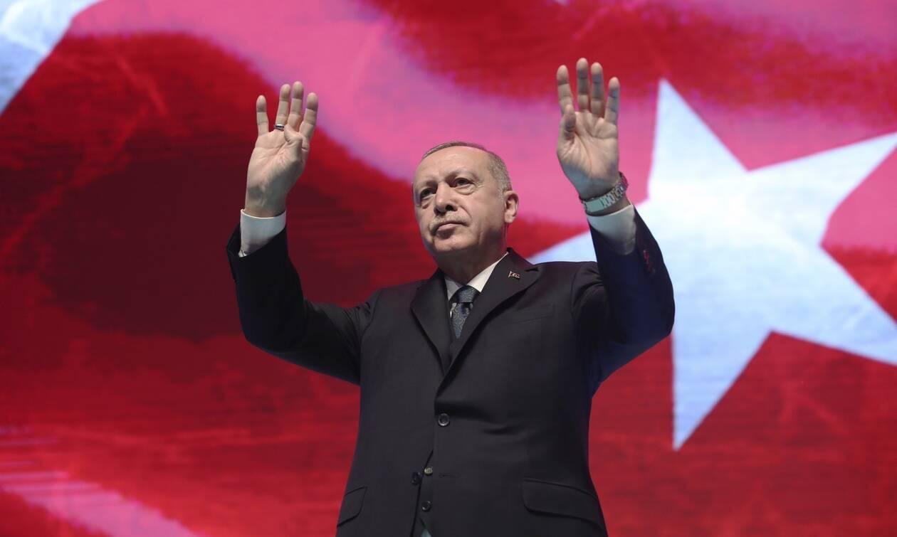 Ερντογάν: Πίσω από τις εντάσεις βρίσκονται χώρες που δρουν ως «ο νικητής τα παίρνει όλα»