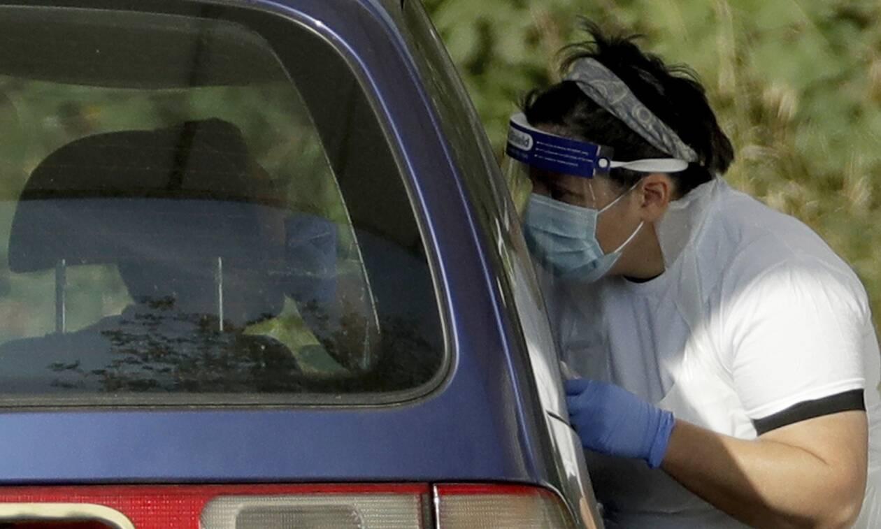 Κορονοϊός: «Καμπανάκι» στη Βρετανία - Ο υψηλότερος αριθμός θανάτων μετά τα μέσα Ιουλίου
